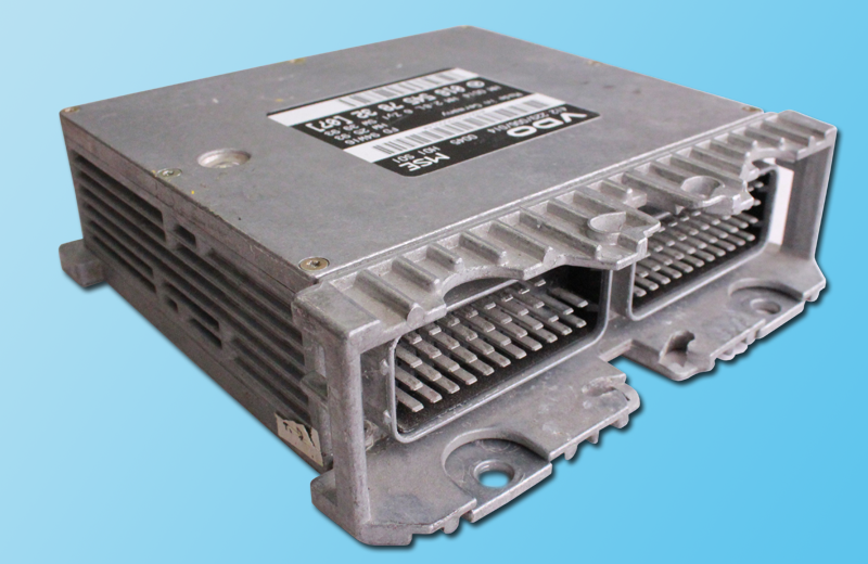 Mercedes benz engine control unit anything electronic for Mercedes benz ecu repair